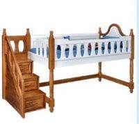 Sampo Kingdom Hot Selling Loft Bed