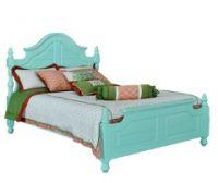 Sampo Kingdom Pine Wood Kid Bed