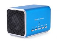 MD05BT Active Loudspeaker Wireless Portable Stereo Bluetooth Speaker with Built-in Microphone Different Colors Proved