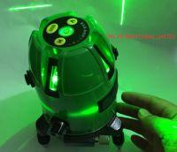 Green Line Laser level 4V1H