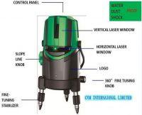 Laser level 4V1H