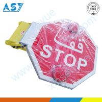 Stop Sign on School Bus Parts for Traffic Safety