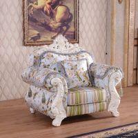 Modern sofa royal sofa set fabric cloth
