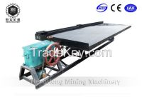 6-S Gold Ore Shaking Table With High Quality Hot Seller