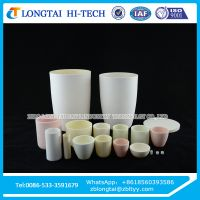 Hot Sale High Temperature Alumina Ceramic Crucible