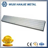 Oem Manufacturer Perforated Steel Scaffolding Plank