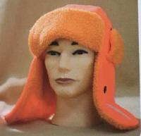 fleece hat, glove and neckwears