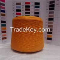 50% Acrylic 50% Merino Wool Blend Yarn Thick Hand Chunky Yarn 2/48 NM