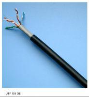 LSOH network cable 4*2*24AWG UTP  FTP STP CAT5e