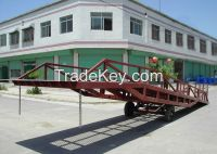 Container Loading & Unloading Dock Ramp