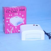 Faceshowes 36w uv nail lamp,818 model uv lamp,uv curing lamp