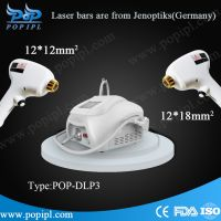 808/810nm diode laser permanent hair removal