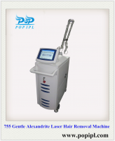 Beauty equipment -755nm laser alexandrite laser hair removal factory 755 nm laser