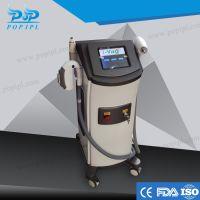 Beauty equipment IPL laser hair removal / Laser +E-LIGHT+RF+Black doll baby /IPL laser