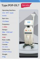 Diode Laser 808nm beauty machine for hair removal POP- DL7