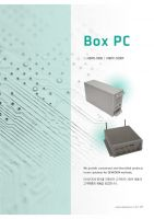 Box PC Industrial PC