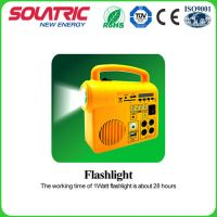 Multi-Function Energy-Saving Portable Home Solar Power Lighting System for Home Lighting