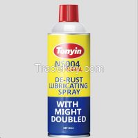 Multi Purpose De-Rust Lubricant (LOOSEN RUSTED PARTS) with ISO