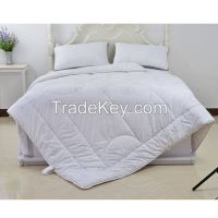High quality wool comforter hotel comforter set luxury soft quilt
