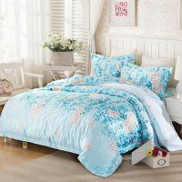 Waltz home textile cotton world bedding set 100% cotton world bedding sheet set