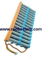 202V 6.5Ah MHNi Car Battery Packs