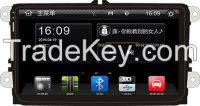 9 Inch VW WINCE Capacitive Screen Universal Car GPS Navigation