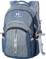 2017 new materia- high capacity business backpack