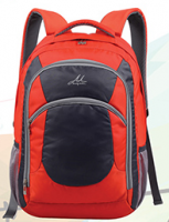 day backpack with unisex bag