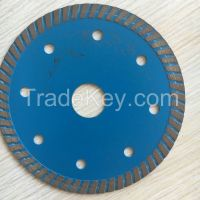 Granite saw blade for cutting
