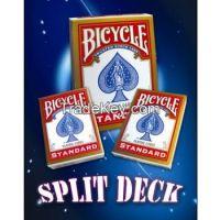 magic tricks split deck
