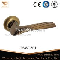 zinc alloy door handle