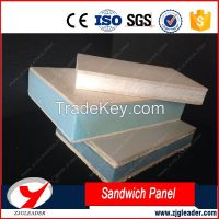EPS or XPS sandwich panel, mgo sip panels