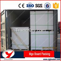 Construction Material MGO Sulphate Fire Resistant Board