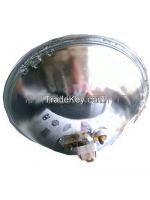 5'' round universal head lamp for cars
