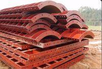 steel template