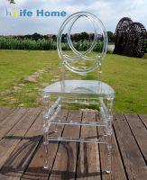 Phoenix Transparent chiavari resin chair wedding chair banquet hotel chair