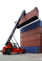 used kalmar container crane kalmar reach stacker for sale 40T 42T 45T container lifting crane
