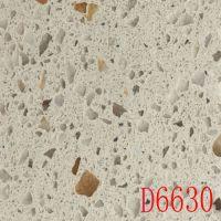 Top quality cream-colored quartz stones for house decoration