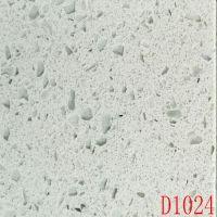 Slightly green quartz stones quartz stones with high hardness and abrasion resistance