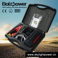 Boltpower Car Emergency Power bank, battery charger Mini Jump Starter 12v car jump starter Power Bank for Car Jump Start