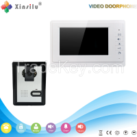 2016 Hot selling 7inch color screen villa video doorbell