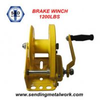 Hand Winch Trailer Winch Boat Winch Brake Winch 1200lbs