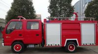 Fire Truck Doors for Emergency Rescue (Fire-extinguisher)
