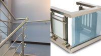 Aluminum Handrail Profiles