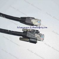 Industrial automatic visual camera ethernet cable for Gige CCD camera