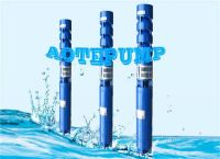 great quality stainless steel QJ series deep well submersible pump with good price