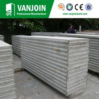 Lightweight Fast Construction EPS Sandwich Wall Panel