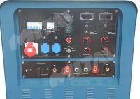 Multi-operator Diesel Engine Drivens Welders