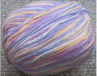 wool yarn for knitting and weaving