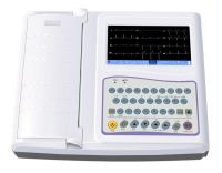 ECG-C12B 12 Channel ECG Machine With Color Screen